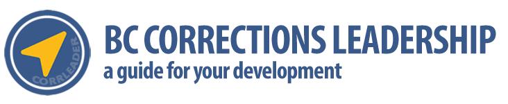 Corrections Leadership
